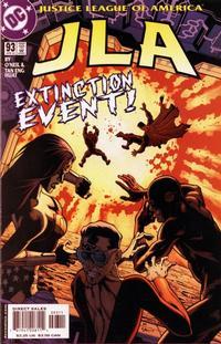 Cover Thumbnail for JLA (DC, 1997 series) #93