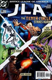 Cover Thumbnail for JLA (DC, 1997 series) #95