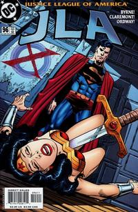 Cover Thumbnail for JLA (DC, 1997 series) #96