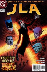 Cover Thumbnail for JLA (DC, 1997 series) #97 [Direct Sales]