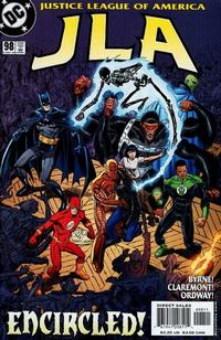 Cover Thumbnail for JLA (DC, 1997 series) #98