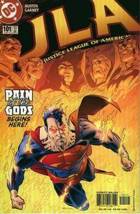 Cover Thumbnail for JLA (DC, 1997 series) #101