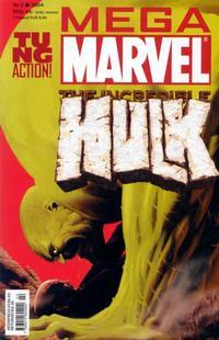 Cover Thumbnail for Mega Marvel (Egmont, 2004 series) #2/2004