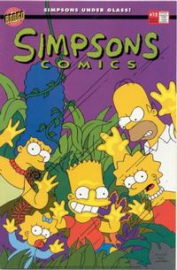 Cover Thumbnail for Simpsons Comics (Bongo, 1993 series) #12