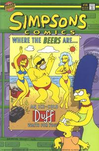 Cover Thumbnail for Simpsons Comics (Bongo, 1993 series) #14