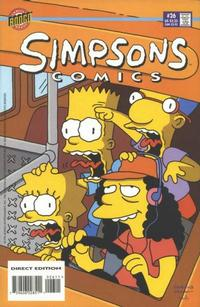 Cover Thumbnail for Simpsons Comics (Bongo, 1993 series) #26