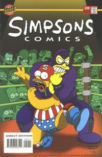 Cover Thumbnail for Simpsons Comics (Bongo, 1993 series) #29