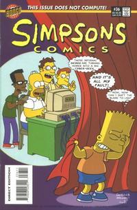 Cover Thumbnail for Simpsons Comics (Bongo, 1993 series) #36