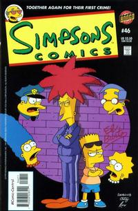 Cover Thumbnail for Simpsons Comics (Bongo, 1993 series) #46