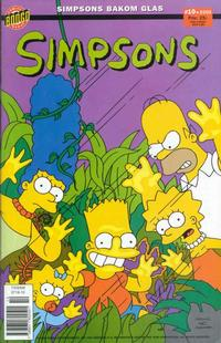 Cover Thumbnail for Simpsons (Egmont, 2001 series) #10/2002