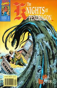 Cover Thumbnail for The Knights of Pendragon (Marvel UK, 1990 series) #3