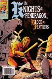 Cover Thumbnail for The Knights of Pendragon (Marvel UK, 1990 series) #4