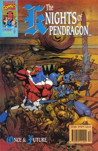 Cover Thumbnail for The Knights of Pendragon (Marvel UK, 1990 series) #6
