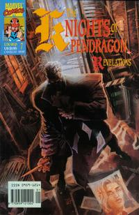 Cover Thumbnail for The Knights of Pendragon (Marvel UK, 1990 series) #7