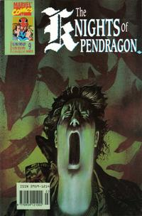 Cover Thumbnail for The Knights of Pendragon (Marvel UK, 1990 series) #9