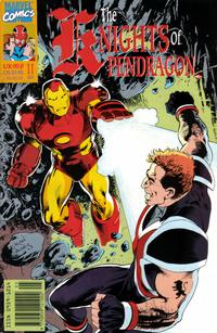 Cover Thumbnail for The Knights of Pendragon (Marvel UK, 1990 series) #11