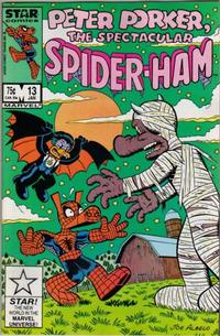 Cover Thumbnail for Peter Porker, the Spectacular Spider-Ham (Marvel, 1985 series) #13