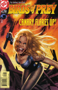 Cover Thumbnail for Birds of Prey (DC, 1999 series) #74 [Direct Sales]