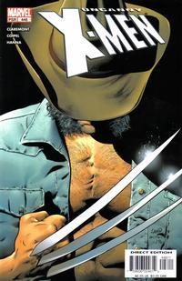 Cover Thumbnail for The Uncanny X-Men (Marvel, 1981 series) #448