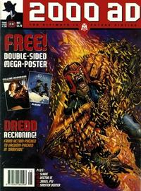Cover Thumbnail for 2000 AD (Egmont Fleetway Ltd, 1996 series) #1025