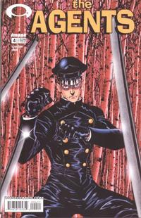 Cover Thumbnail for The Agents (Image, 2003 series) #4