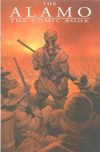 Cover Thumbnail for Alamo: The Comic Book (Antarctic Press, 2004 series)