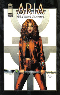 Cover Thumbnail for ARIA: The Soul Market (Image, 2001 series) #2