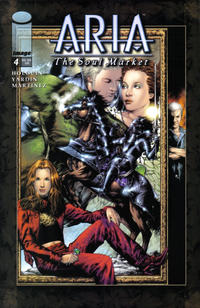 Cover Thumbnail for ARIA: The Soul Market (Image, 2001 series) #4