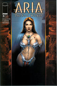 Cover Thumbnail for ARIA: The Soul Market (Image, 2001 series) #5