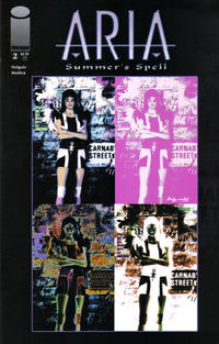 Cover Thumbnail for ARIA Summer's Spell (Image, 2002 series) #2