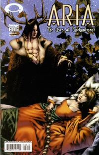 Cover Thumbnail for ARIA: The Uses of Enchantment (Image, 2003 series) #2