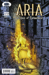 Cover Thumbnail for ARIA: The Uses of Enchantment (Image, 2003 series) #3