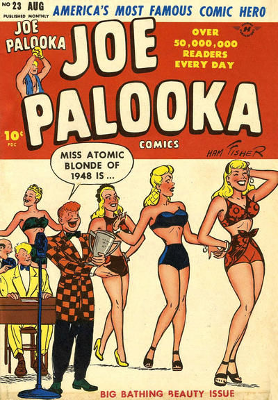Cover for Joe Palooka Comics (Harvey, 1945 series) #23