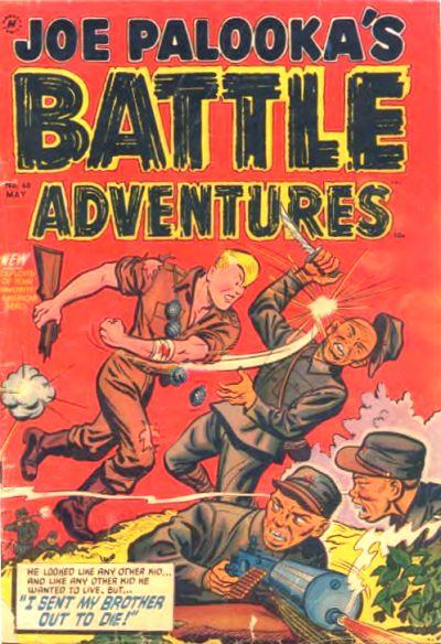 Cover for Joe Palooka Comics (Harvey, 1945 series) #68