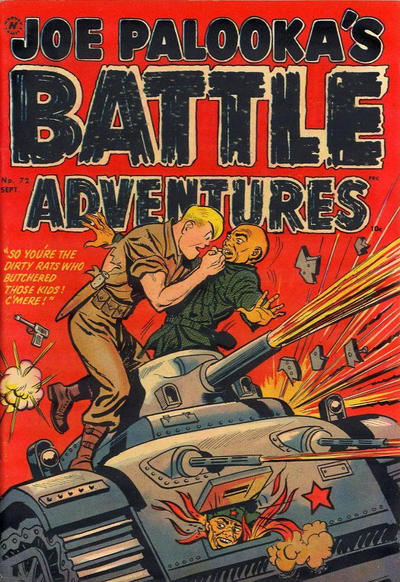 Cover for Joe Palooka Comics (Harvey, 1945 series) #72