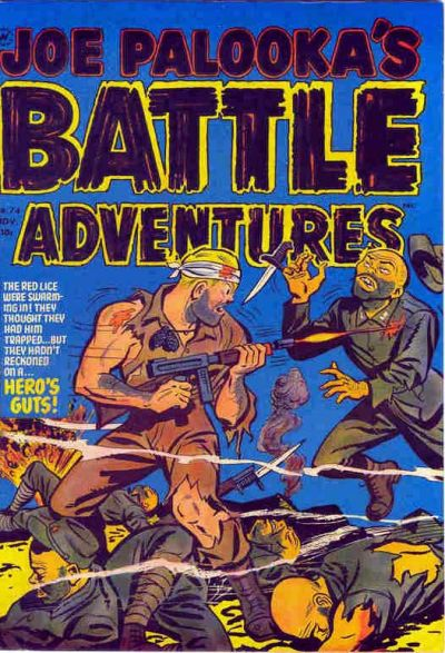 Cover for Joe Palooka Comics (Harvey, 1945 series) #74