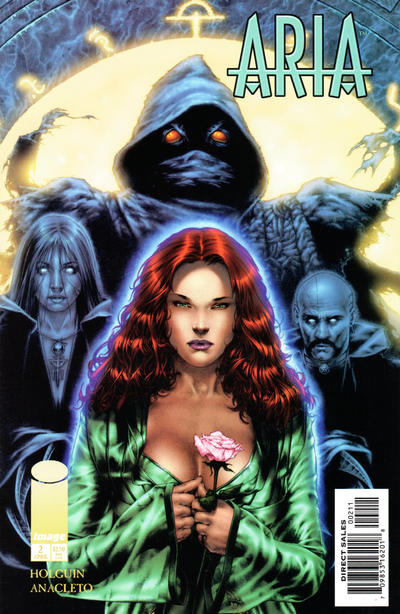 Cover for Aria (Image, 1999 series) #2
