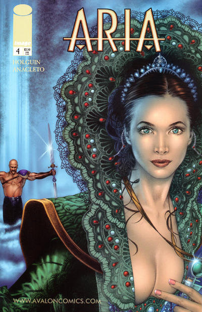 Cover for Aria (Image, 1999 series) #4