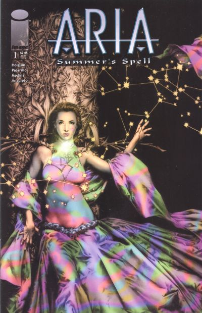 Cover for ARIA Summer's Spell (Image, 2002 series) #1