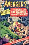 Cover for The Avengers (Marvel, 1963 series) #3 [Regular Edition]