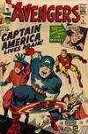 Cover for The Avengers (Marvel, 1963 series) #4 [Regular Edition]