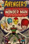 Cover for The Avengers (Marvel, 1963 series) #9