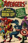 Cover for The Avengers (Marvel, 1963 series) #10