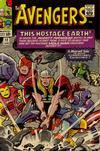 Cover for The Avengers (Marvel, 1963 series) #12