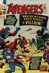 Cover for The Avengers (Marvel, 1963 series) #15