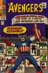 Cover for The Avengers (Marvel, 1963 series) #16