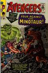 Cover for The Avengers (Marvel, 1963 series) #17