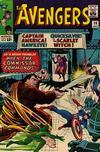 Cover for The Avengers (Marvel, 1963 series) #18