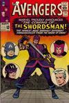 Cover for The Avengers (Marvel, 1963 series) #19 [Regular Edition]