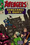 Cover for The Avengers (Marvel, 1963 series) #20 [Regular Edition]